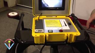 Sewer Inspection Cameras | Insight VISION Fast Cam System