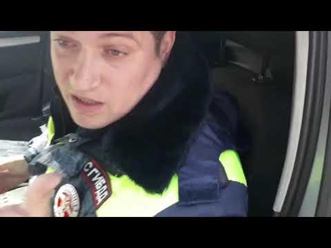 "ДПС г. Москва. ""Работа"" местных полицаев. Полная версия."