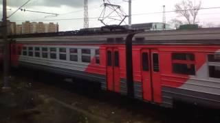 депо Лобня Тч-14 из окна Экспресса Дмитров-Москва(, 2017-04-24T12:28:14.000Z)