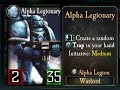 Let's Play Horus Heresy Legions: It's A Trap! Building And Playing An Alpha Legions Traps Deck