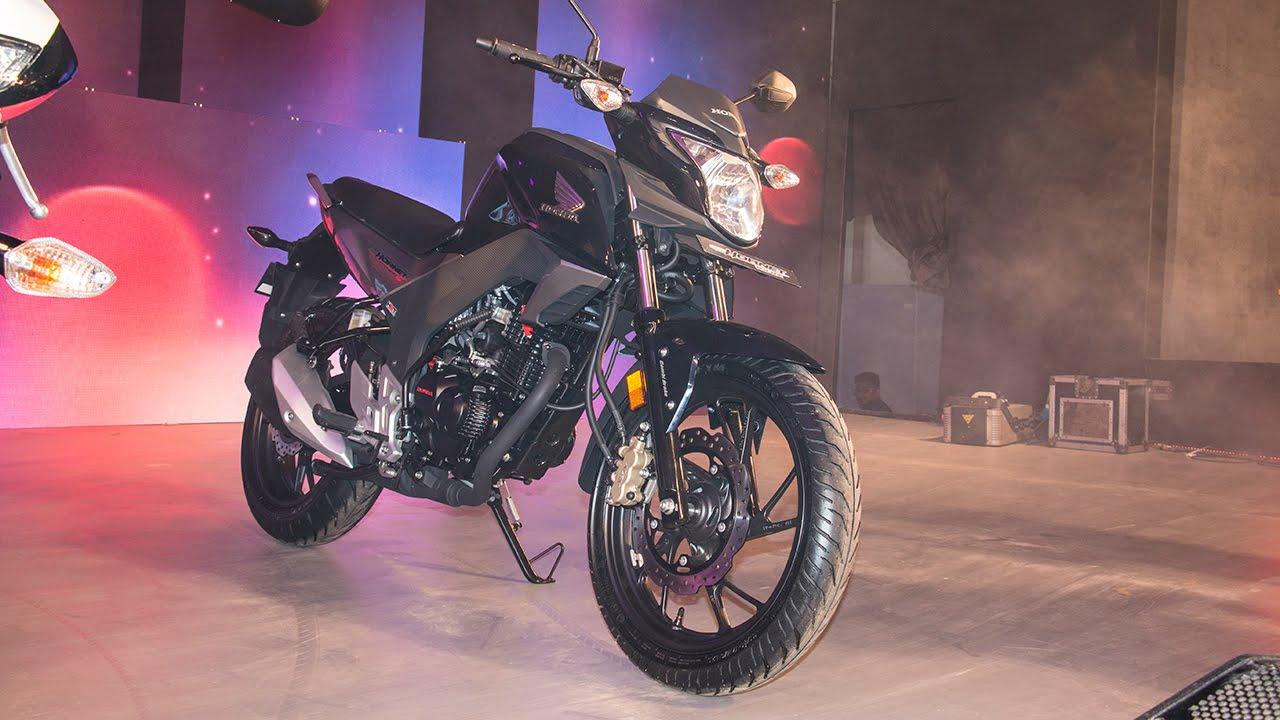 Honda Cb Hornet 160r Walkaround Video Review Zigwheels Youtube Front View Bikes In India
