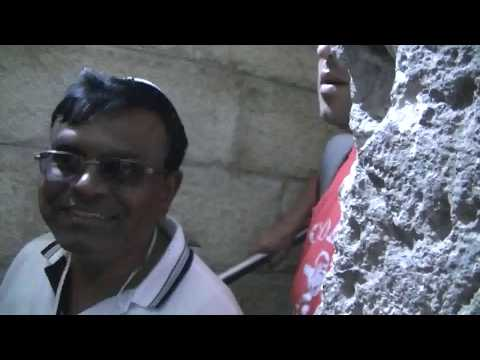 Cochin Jewish Community in Israel - Jerusalem Unification 50th Anniversary: To Western Wall Tunnel 5