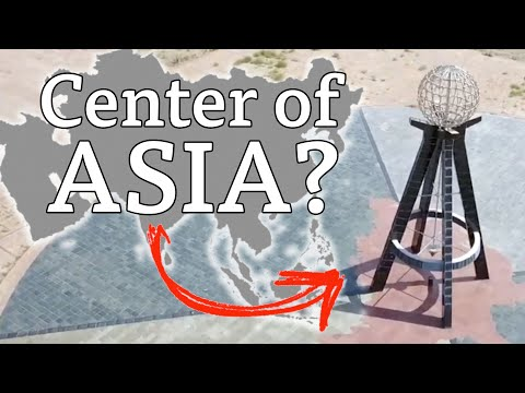 ADVENTURE Journey to the Center of Asia!
