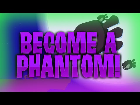 HOW TO BECOME A PHANTOM IN ANIMAL JAM!