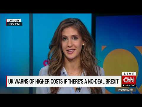 Britain (finally) warns about costs of a No-Deal Brexit