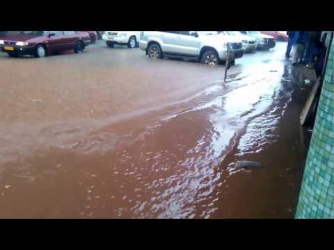 Harare Heavy Rains