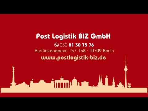 Post Logistik BIZ GmbH Berlin