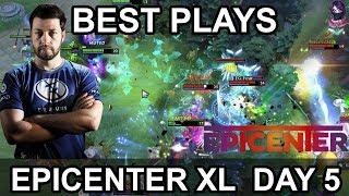 EPICENTER XL Major 2018 BEST PLAYS Day 5 QUALS Highlights Dota 2 by Time 2 Dota #dota2