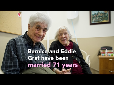 These veterans have been married for 71 years. This is their love story.