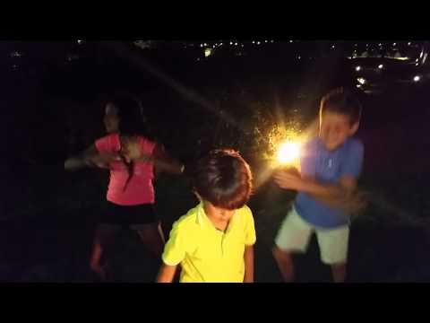 Zeina Fadel + Omar and Ali Kansoh Dancing in Telal
