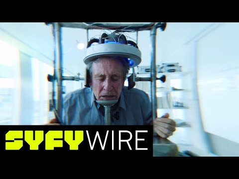 Exclusive Sneak Peek: In The Cloud | SYFY WIRE