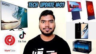 Tech Update #01, Flipkart Flipstart Sale, Amazon Summer Sale, Realme X, Redmi Note 7 Fortnite Update