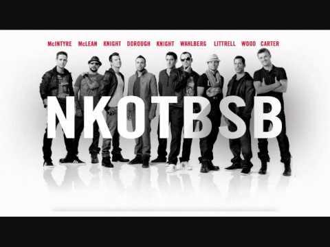 NKOTBSB Mash Up (Studio Version)