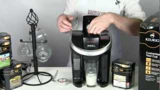 Keurig VUE quick and easy Latte