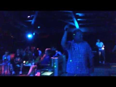 Andrija Šrek - Back in the USSR (live karaoke in Antalya,Turkey)