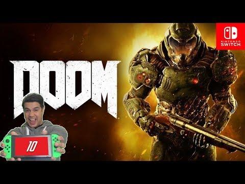 DOOM [Nintendo Switch] - Walkthrough #10 - Titan's Realm