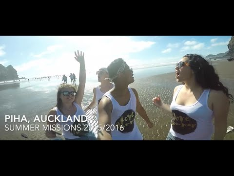 Piha, New Zealand GoPro - Classified - Higher (feat. B.o.B.)