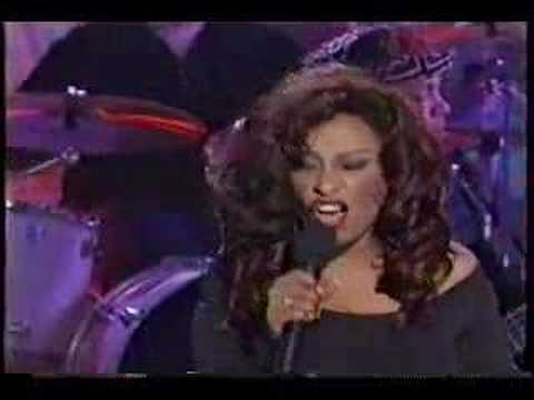 Chaka Khan & Kelly Price - 'Through The Fire' (1999)
