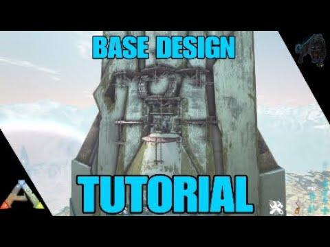 Extinction Base Design Tutorial|Ark Survival Evolved thumbnail