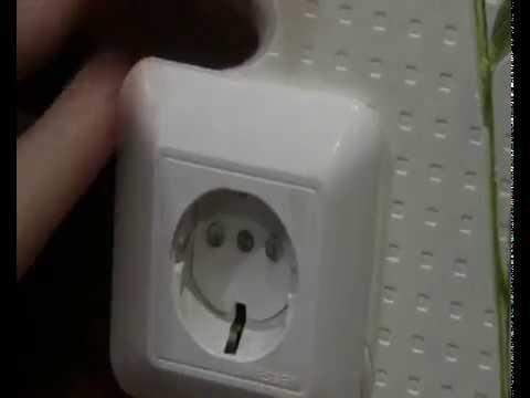 как поменять электрическую розетку за 5 минут