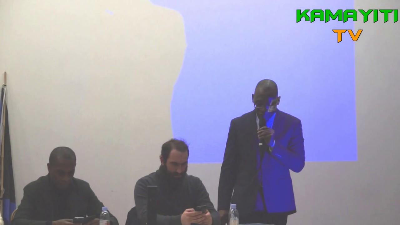 Journée anti CFA avec Alain Toussaint