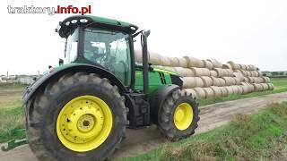 Większa moc w traktorze John Deere
