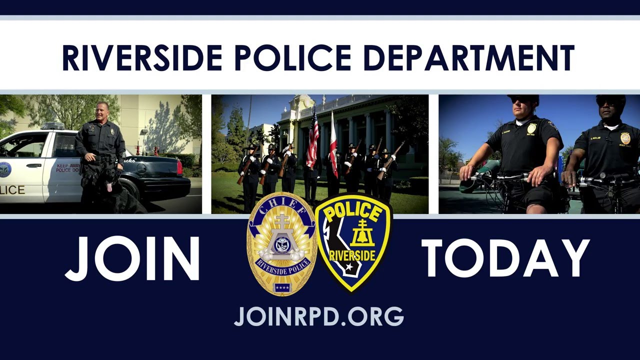 Riverside, California   City of Arts & Innovation   Riverside Police