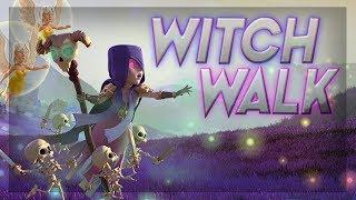NO HAY BASE QUE SE RESISTA ANTE EL WITCH WALK TH9 | Clash of Clans |