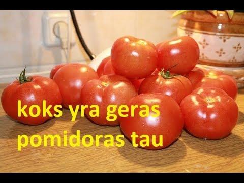 liuks pomidorai naminiai
