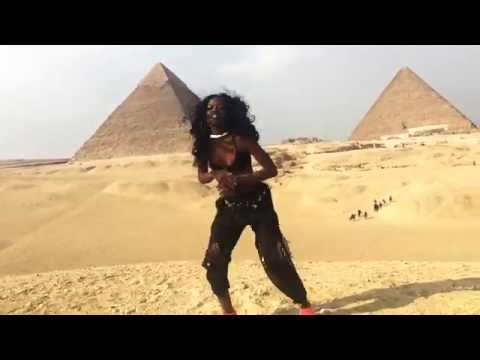 Legendury Beatz ft Wizkid- Oje [Official Dance Video] Sherrie Silver | Egypt