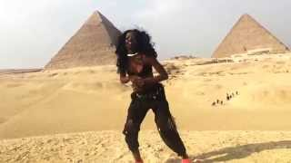 Legendury Beatz ft Wizkid- Oje [Official Dance Video] Sherrie Silver | Egypt