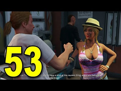Grand Theft Auto V First Person - Part 53 - Blow Jobs for Real Jobs (GTA Walkthrough)