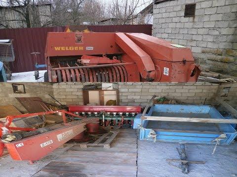 навесное и прицепное оборудование для  мини трактора