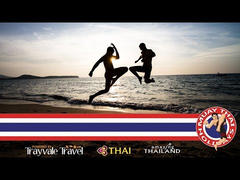 Muay Thai Holidays ADVERT 2015 - Powered by Trayvale Travel