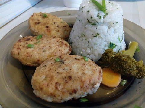 Рыбные котлеты из Пикши — рецепт с фото пошагово