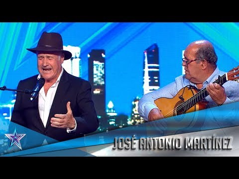 71-Year-Old FARMER Proves He Can SING! | Auditions 1 | Spain's Got Talent Season 5