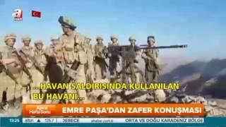 Gambar cover Hakkari Yüksekova Dağ ve Komando Tugay Komutanı Tuğgeneral Emre Tayanç Zafer Konuşması