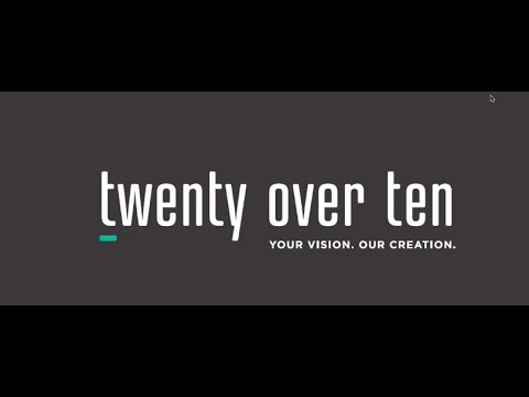 Twenty Over Ten: Design for Action - Putting Your Online Presence to Work
