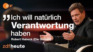 """""""ich bin jedenfalls nicht froh in der opposition zu sein und die anderen immer nur kritisieren"""", sagt chef von bündnis 90/die grünen über aktuelle..."""
