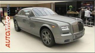 Rolls Royce Phatom Coupe Aviator Collection Videos