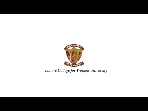 13th Convocation Lahore College for Women University LCWU