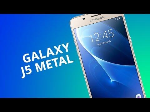 Samsung Galaxy J5 (metal) [Análise]
