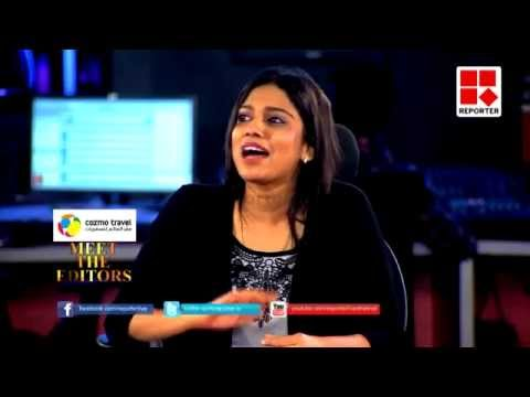 Meet The Editor's With Singer Gayathri