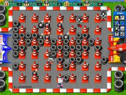 Bomberman Online Multiplayer