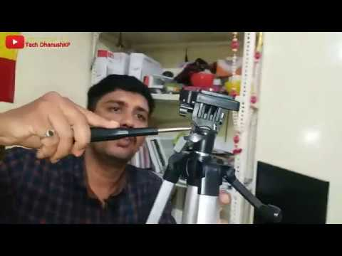 Best Budget Tripod 330A Unboxing, Tech Dhanush