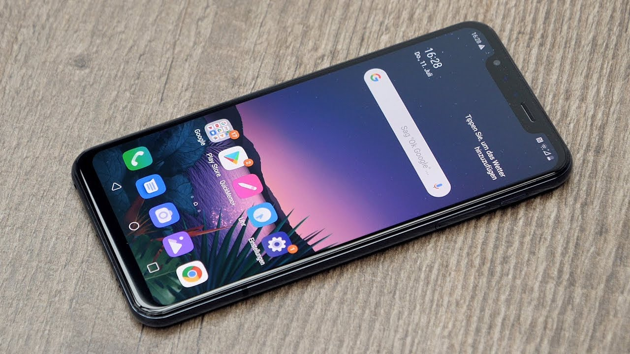 High-End-Handy mit Gestensteuerung - LG G8s ThinQ im Test