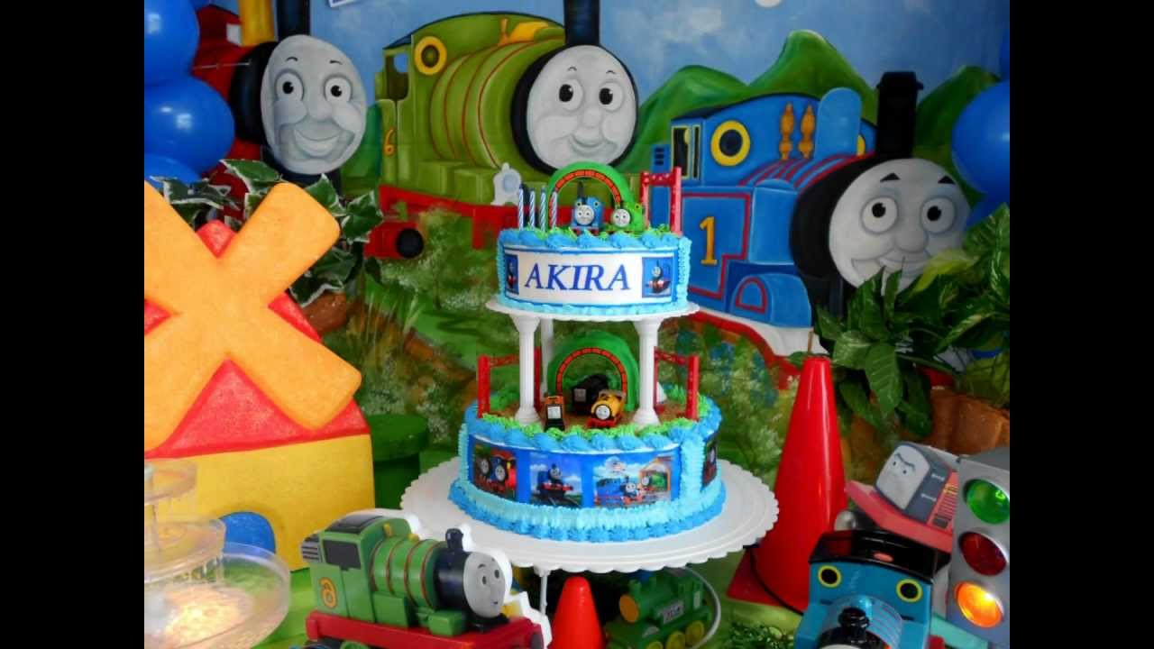 how to make thomas tankcake
