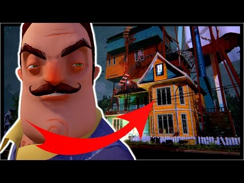 HUGE NEW HOUSE UPDATE!!! | Hello Neighbor Alpha 3
