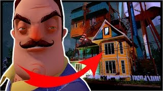 HUGE NEW HOUSE UPDATE!!! | Hello Neighbor Alpha 3