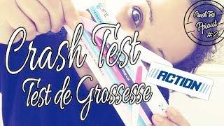 Crash Test #2 - Le Test de Grossesse vendu par ACTION ! Je donne de ma personne...